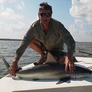 TONY MILLS Shark